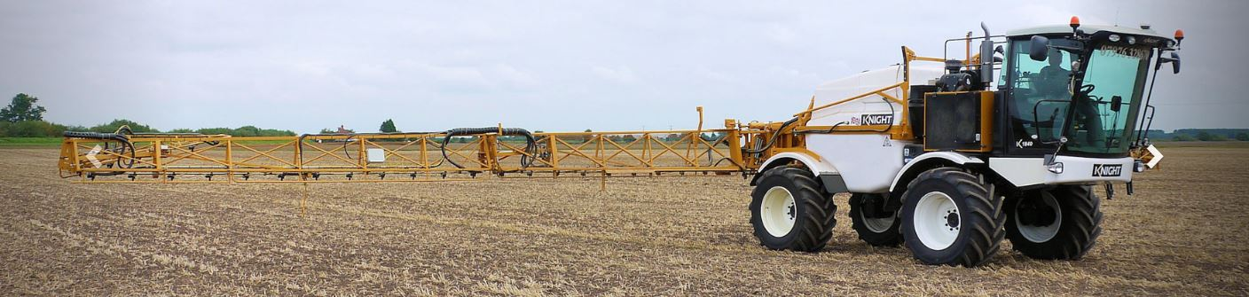 Knight self propelled sprayers - Acare Services