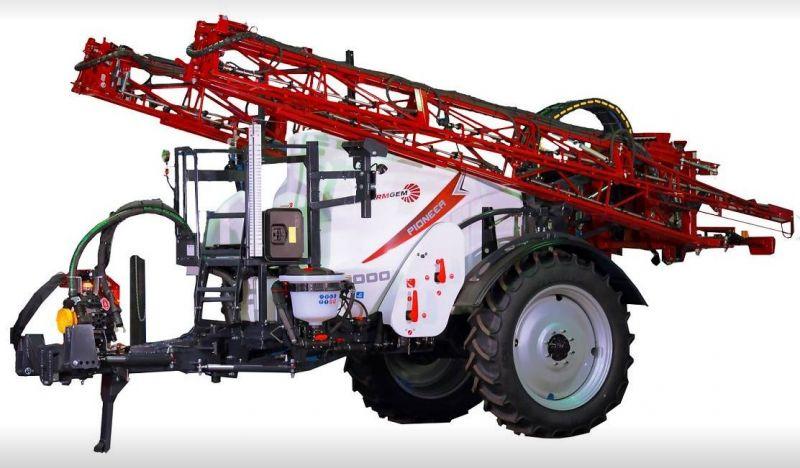 ECT Store: FarmGem Pioneer Trailed Sprayer, Trailed